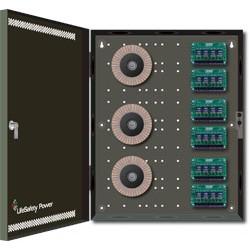 LifeSafety Power - FPA900A-6A8E2 - 900va 48out Pl 24/ 28vac E2