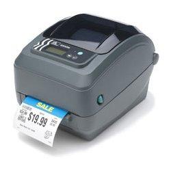 "Zebra Technologies - GX42-202711-000 - Zebra GX420d Direct Thermal Printer - Monochrome - Desktop - Label Print - 4.09"" Print Width - 6 in/s Mono - 203 dpi - 8 MB - Wireless LAN - USB - Serial - LCD - 4.20"" Label Width - 39"" Label Length"