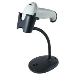 Honeywell - HFSTAND7E - Honeywell Flex Neck Stand - Black