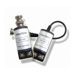 IC Realtime - IVB-203P - 1 Channel Passive Utp Cat5/6 Video Balun With Push Pin Terminal - Sold In Pairs