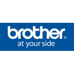 Brother International - LB3663-CASE - Brother Mobile, Pocketjet, Perforated Roll Paper, Thermal, Sold As A Carton 6/rolls Per Carton, For Pocketjet 3, Replaces 205495, 7 Yr Archiveability