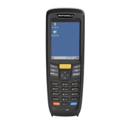 Motorola - MC2180-AS01E0A - Zebra Evm, Mc2180, Wlan 802.11 B/g/n, 1d/2d Imager, Color Touch Qvga Screen, 128/256m