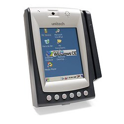 Unitech Electronics - MT650-TBEEAG - Barcode Slot Reader, No Camera, Workforce Management, Time & Attendance, Access