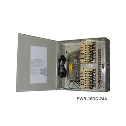 IC Realtime - PWR-16AC-32A - 16 Channel Fused Power Distribution Box, 24vac, 32 Amps Total, Ul Listed
