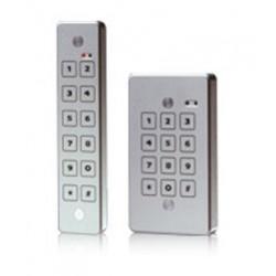 RBH Access - RBH-KP26-26 - Rbh Access, 26bit Aluminum 2x6 Wiegand Output Keypad