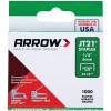 "Arrow Fastener - 21424 - Arrow 21424 Thin Wire Staples, 1, 000 pk (1/4"")"