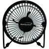"Brentwood Appliances - F-4BK - Brentwood Kool Zone F-4BK 4"" Desk Fan"