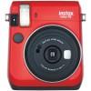 Fujifilm - 16513918 - Fujifilm Instax Mini Instant Film Camera - Instant Film - Red