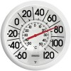 Springfield - 90007 - 13' Big And Bold Low Profile Thermometer