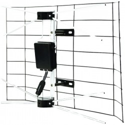 FoxSmart - 10210 - FOXSMART 10210 Simple Outdoor HDTV Antenna