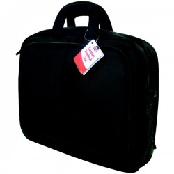 Travel Solutions - 23005 - Travel Solutions 23005 Carrying Case for 17 Notebook - Polyester - Handle, Shoulder Strap - 11.2 Height x 16.5 Width x 1.8 Depth