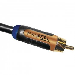 Forza Cables - 40757 - Forza-700 Series 40757 700 Series Digital Coaxial Audio Cables (3 M)