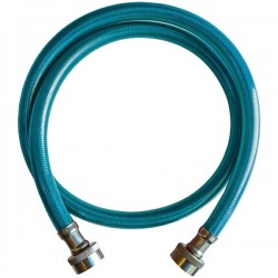 UDP - WA0707005 - UDP WA0707005 Blue Cover Stainless Steel Inlet Hose Assembly (5ft)