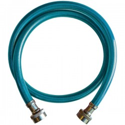 UDP - WA0707006 - UDP WA0707006 Blue Cover Stainless Steel Inlet Hose Assembly (6ft)