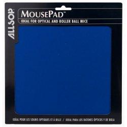 Allsop - 28229 - Allsop Basic Mouse Pad - Black, Blue