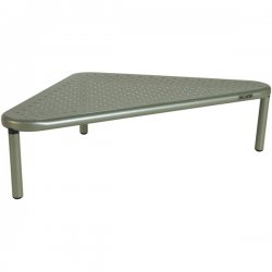 Allsop - 29191 - Allsop Metal Art Corner Stand - 40 lb Load Capacity20 Width - Floor Stand - Pewter