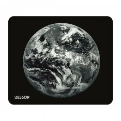 Allsop - 29878 - Allsop Nature Smart Earth Mouse Pad - Green