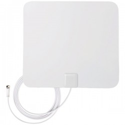 Antop Antenna - AT-100 - ANTOP(R) Antenna Inc. AT-100 AT-100 Paper-Thin HDTV Indoor Antenna