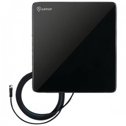 Antop Antenna - AT-206 - ANTOP(R) Antenna Inc. AT-206 Flat Panel Indoor HDTV Omnidirection Antenna