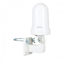Antop Antenna - AT-416B - Antop Antenna Inc AT-416B AT-416B UFO Smartpass Amplified Indoor/Outdoor HDTV Antenna