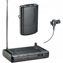 Audio Technica - ATR7100L-T3 - Audio-Technica ATR7100L Wireless Microphone System - 170.25 MHz Operating Frequency - 80 Hz to 13 kHz Frequency Response - 196.85 ft Operating Range