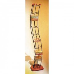 Atlantic - 1316 - Atlantic - CD Wave Tower - Steel, Wood