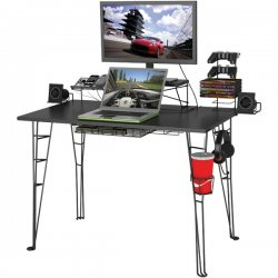 Atlantic - 33935701 - Atlantic(R) 33935701 Gaming Desk