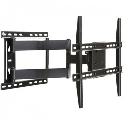 Atlantic - 63607068 - Atlantic Wall Mount for Flat Panel Display - 19 to 70 Screen Support - Steel - Black