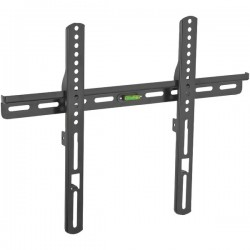 Atlantic - 63607078 - Atlantic Wall Mount for Flat Panel Display - 25 to 37 Screen Support - 77 lb Load Capacity - Steel - Black