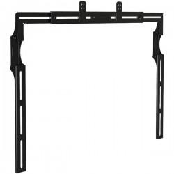 Atlantic - 63607104 - Atlantic Mounting Bracket for Speaker, Flat Panel Display - 15.40 lb Load Capacity - Steel - Black