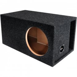 Atrend - 12LSV - Atrend(R) 12LSV Atrend(R) Series Single Vented SPL Enclosure (12)