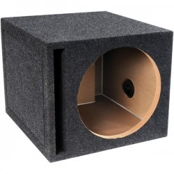 Atrend - E15SV - Atrend(R) E15SV BBox Series Single Vented Subwoofer Enclosure (15)