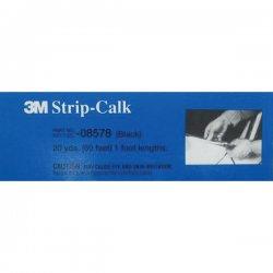 3M - 08578 - Strip-calk Black 60-1 ft strips per box