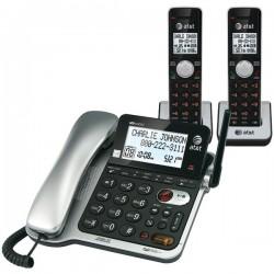 AT&T / VTech - ATT-CL84202 - 2 Handset Corded/Cordless with CID