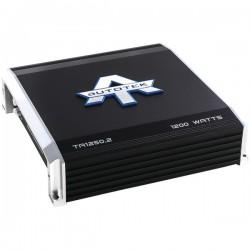 Autotek - TA 1250.2 - Autotek(R) TA 1250.2 TA Series 2-Channel Class AB Amp (1, 200 Watts)