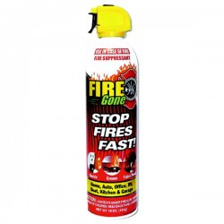 Max Pro - FG-007-102 - Fire Gone(R) FG-007-102 Fire Suppressant