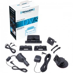 Sirius / XM - SXDV3 - SiriusXM(R) SXDV3 Sirius(R) & SiriusXM(R) Dock & Play Vehicle Kit