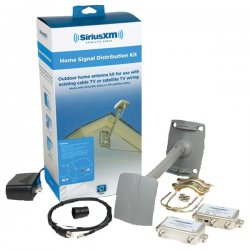 Sirius / XM - SXHDK1 - SiriusXM(R) SXHDK1 SiriusXM(R) Universal Home Signal Distribution Kit