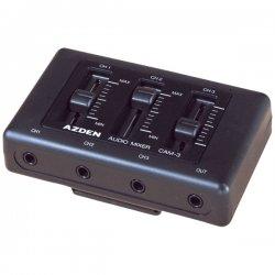 Azden - CAM3 - Azden CAM-3 Audio Mixer
