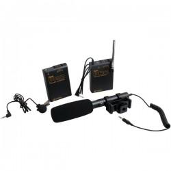 Azden - Whdpro - Azden Whd-pro Dslr Audio Kit