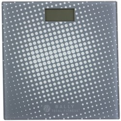 Bally Total Fitness - BLS-7304 GRY - Bally Total Fitness(R) BLS-7304 GRY Digital Bathroom Scale (Gray)