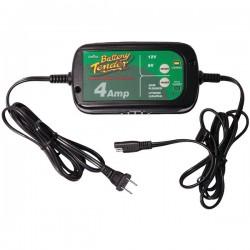 Battery Tender - 022-0209-DL-WH - BATTERY TENDER 022-0209-DL-WH 12-Volt/6-Volt Switchable 4-Amp Battery Charger