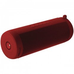 Billboard - BB725 - Billboard BB725 Waterproof Bluetooth(R) Speaker with LED Light (Red)