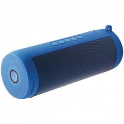 Billboard - BB727 - Billboard BB727 Waterproof Bluetooth(R) Speaker with LED Light (Blue)
