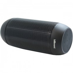 Billboard - BB742 - Billboard BB742 Long-Range Water-Resistant Bluetooth(R) Speaker (Black)