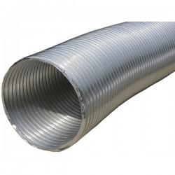 Builders Best - 110412 - Builder's Best(R) 110412 Semi-Rigid Aluminum Duct, 8ft (10 dia)