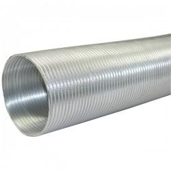 Builders Best - 111586 - Builder's Best(R) 111586 Semi-Rigid Aluminum Duct, 8ft (6 dia)