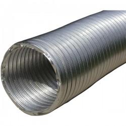 Builders Best - 111718 - Builder's Best(R) 111718 4 x 8ft UL Transition-Duct Single-Elbow Kit