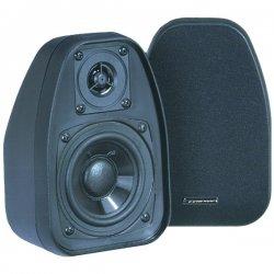 BIC America / Acoustech - DV-32B - BIC America Venturi DV32 125 W RMS Speaker - 2-way - 2 Pack - Black - 8 Ohm