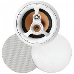 BIC America / Acoustech - H-310C - BIC America H-310C Speaker - 250 W RMS - 3-way - 1 Pack - 24 Hz to 23 kHz - 8 Ohm - 90 dB Sensitivity